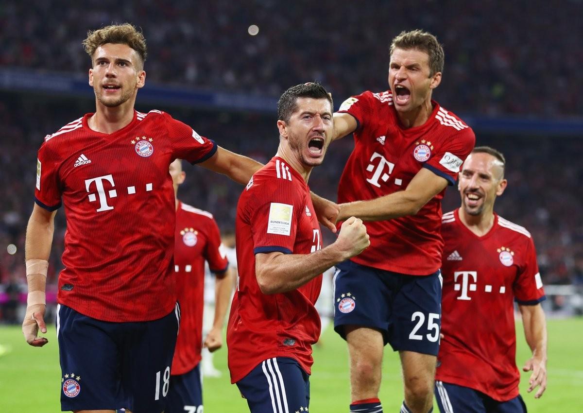 Bundesliga, seconda giornata: Bayern in trasferta a Stoccarda, anticipa il BVB