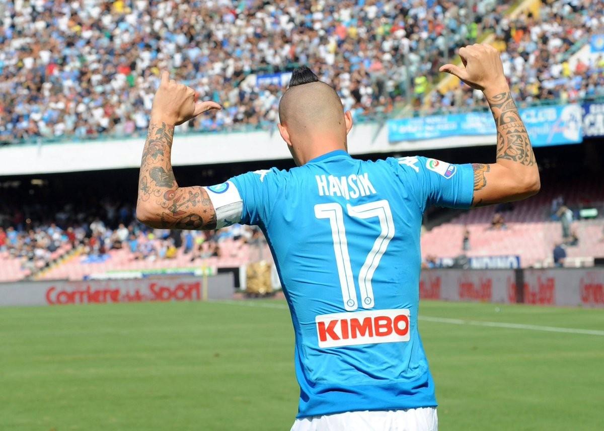 Napoli, se parte Hamsik tutto su Fabian Ruiz