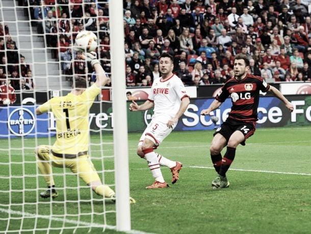 Bayer Leverkusen 1-2 1. FC Köln: Maroh is the hero in the Rheinisches Derby
