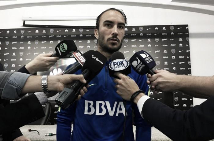 """Sebastián Pérez: """"Estoy feliz por volver después de tanto tiempo"""""""