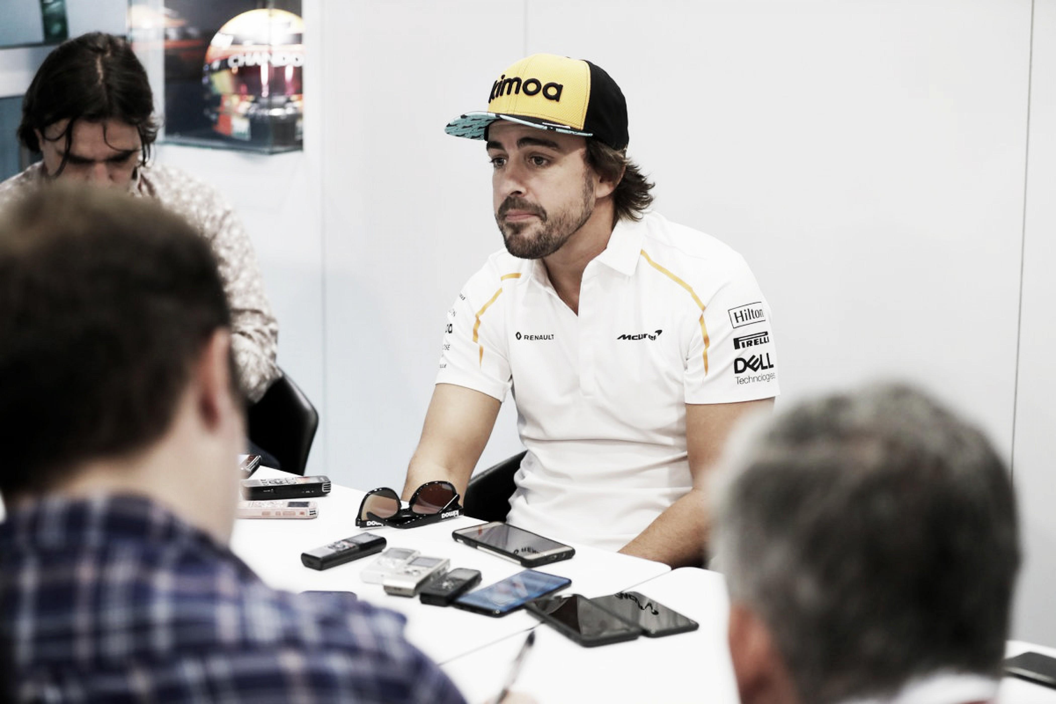"""Fernando Alonso: """"El mundo fuera de la F1 es más grande"""""""