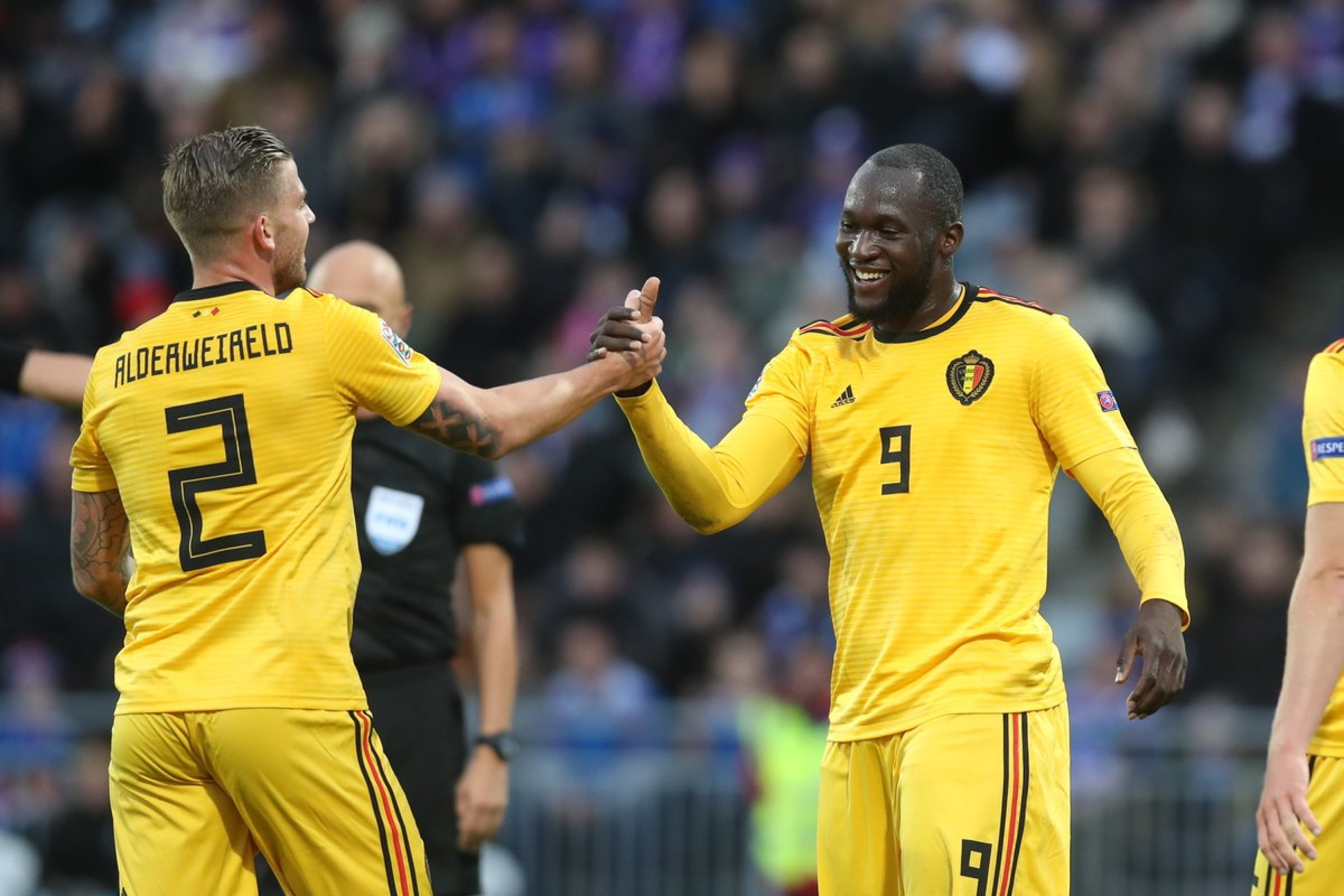 UEFA Nations League: Belgio corsaro in Islanda, Bosnia nel segno di Dzeko