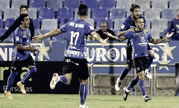 Los antecedentes del Real Zaragoza - Tenerife