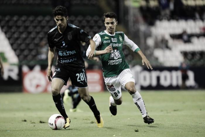 Tena y Querétaro echan al León de Copa MX