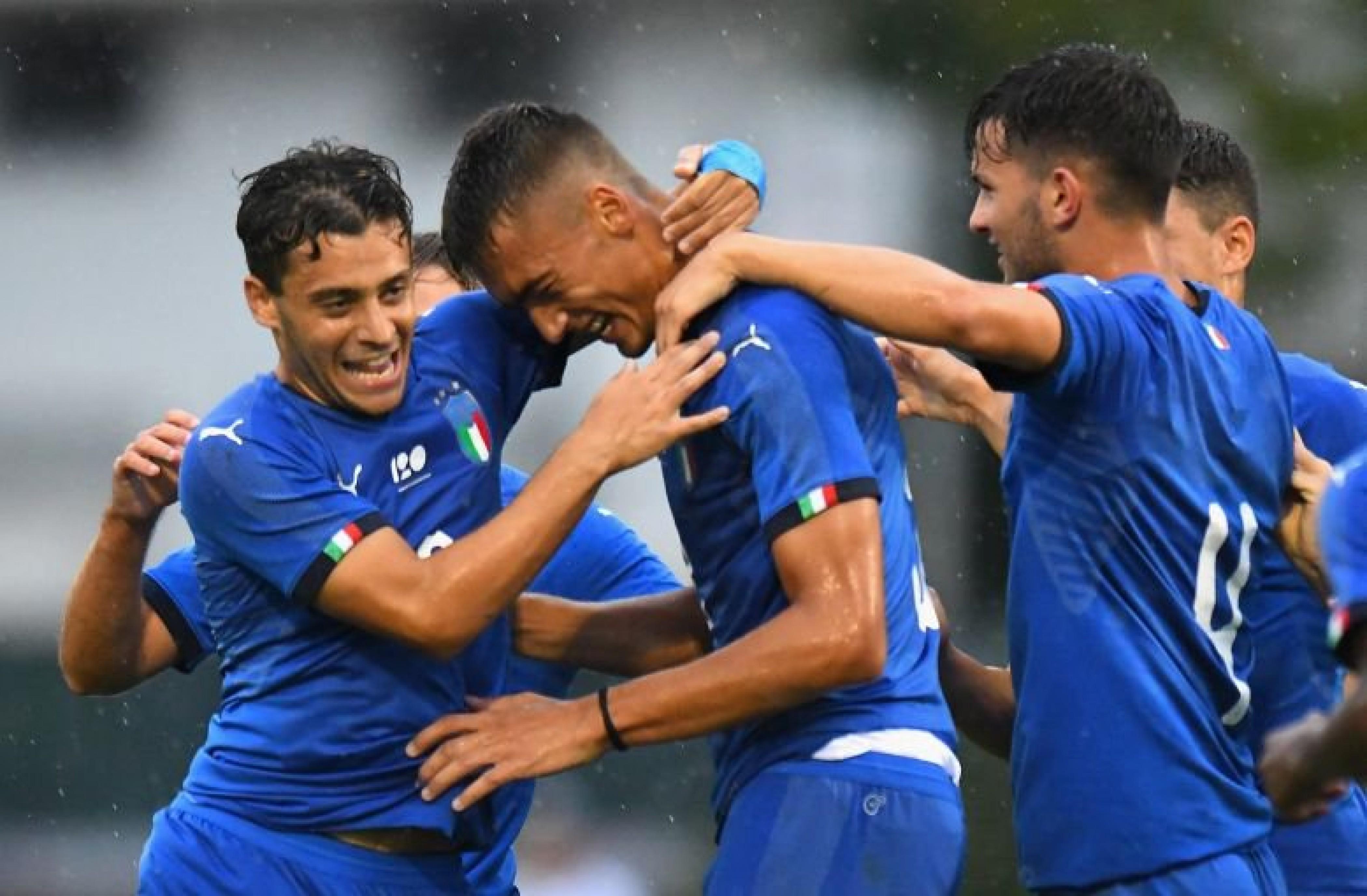 L'Italia U21 vuole cancellare lo scorso KO: contro l'Albania si punta al successo