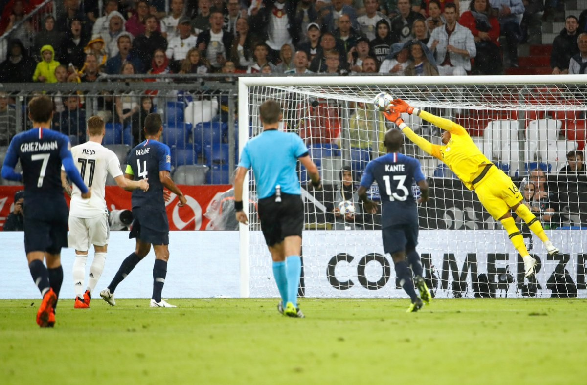Nations League: 0-0 tra Francia e Germania. Tante occasioni ma nessun gol