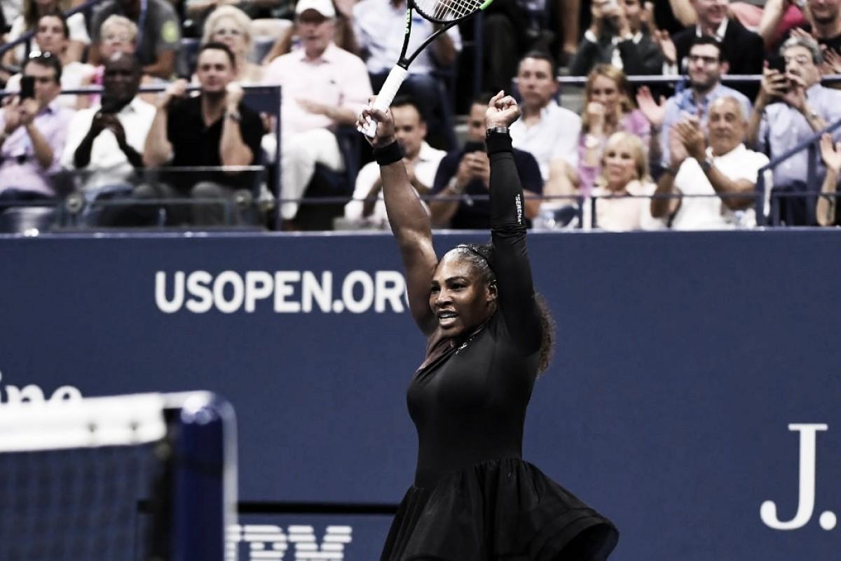 Serena Williams, a solo un paso de la gran hazaña