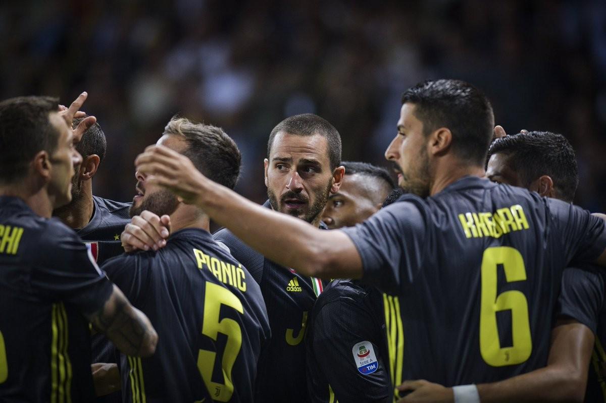 Serie A - La Juventus vince, ma fatica contro un ottimo Parma (2-1)