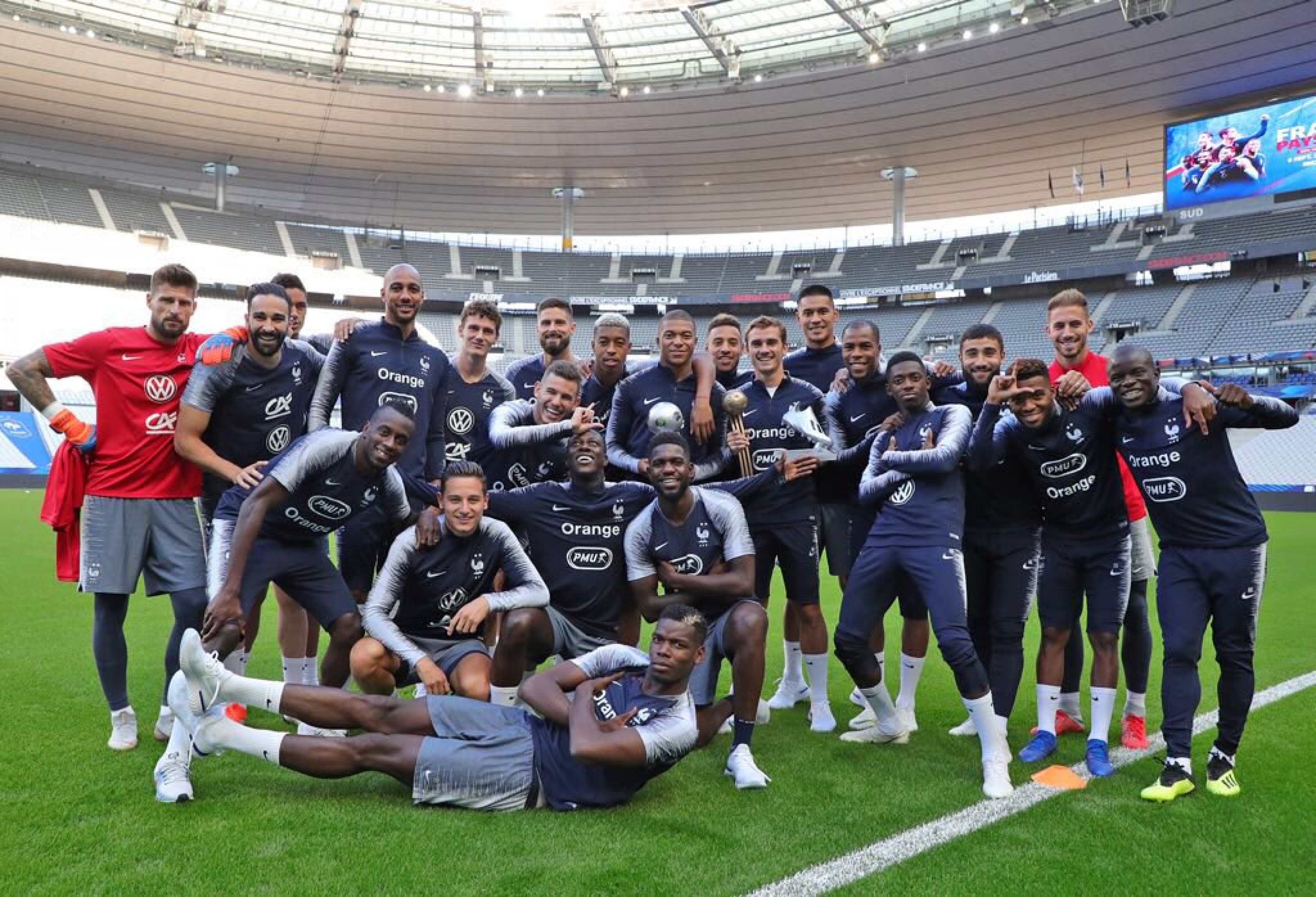 UEFA Nations League: esordio per l'Olanda, la Francia vuole i tre punti