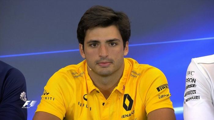 """F1, GP Stati Uniti - Sainz: """"Queste gare tracceranno il 2018"""""""