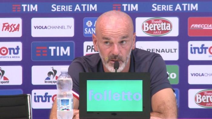 Fiorentina-Udinese, parla Pioli: