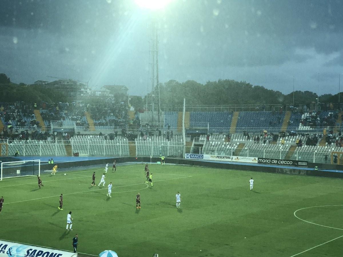 Serie B - Cocco stende il Livorno: il Pescara vince 2-1