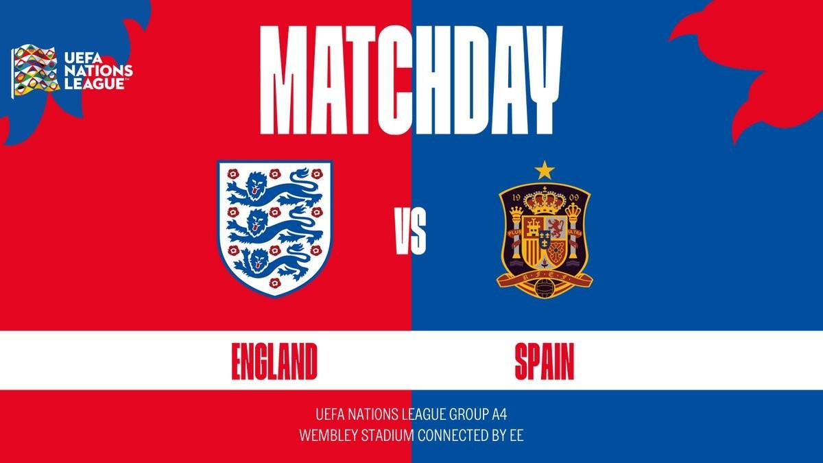 UEFA Nations League: Inghilterra e Spagna esordiscono nella nuova competizione europea