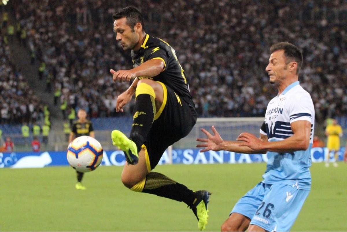 Alla Lazio basta Luis Alberto: Frosinone battuto 1-0