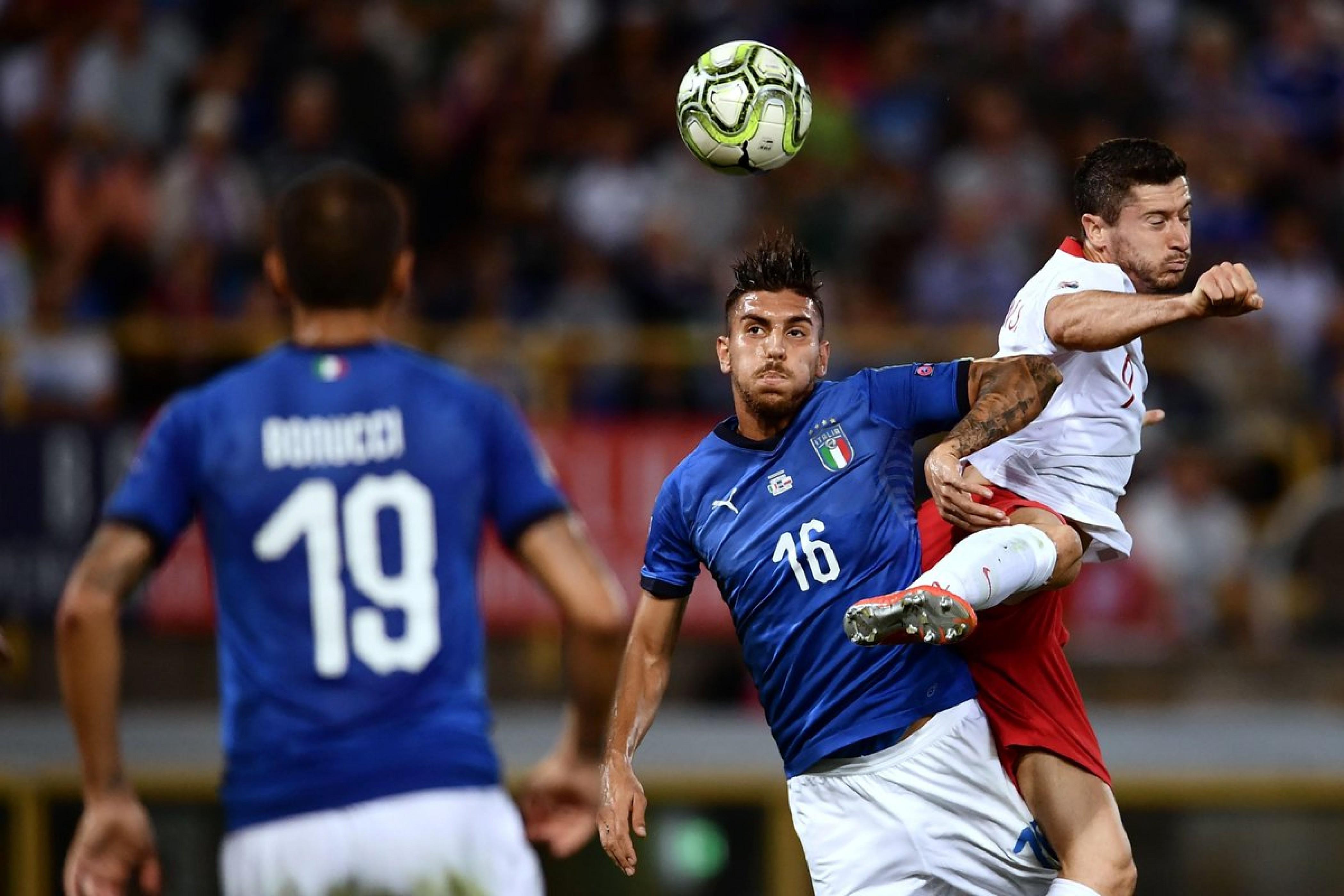 Uefa Nations League - Italia stasera contro il Portogallo: Mancini cambia formazione. Fuori Balotelli e Zappacosta