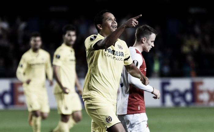 Goal e spettacolo tra Villarreal e Slavia Praga: 2-2 a l'Estadio de la Ceramica