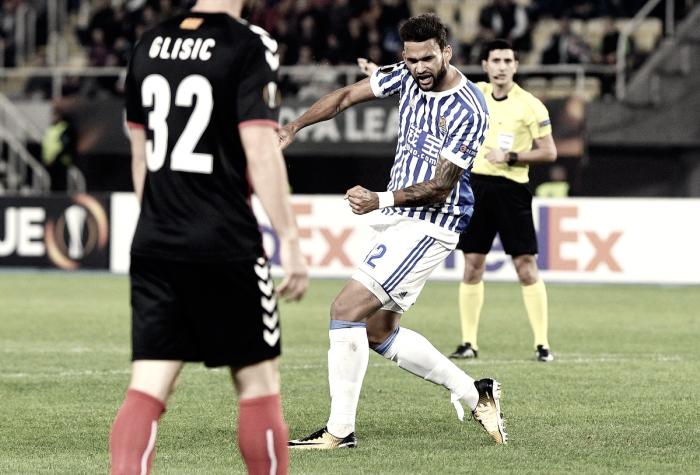Willian José marca quatro vezes e Real Sociedad goleia Vardar fora de casa
