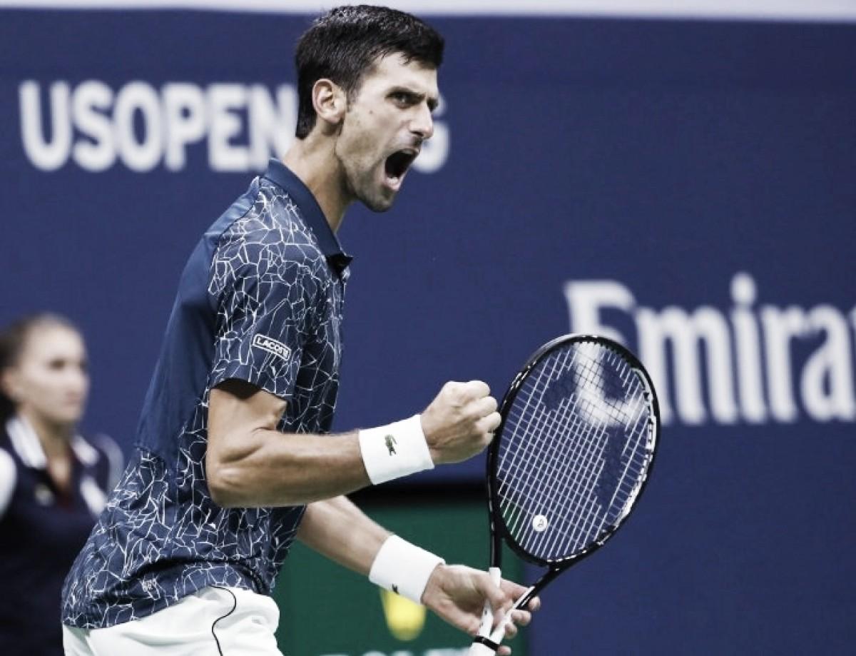 Djokovic no tuvo piedad con Nishikori y llega a una nueva final
