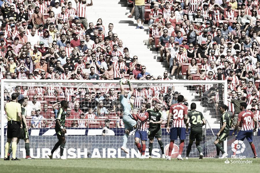 Buenas sensaciones en Eibar para recibir al Atlético