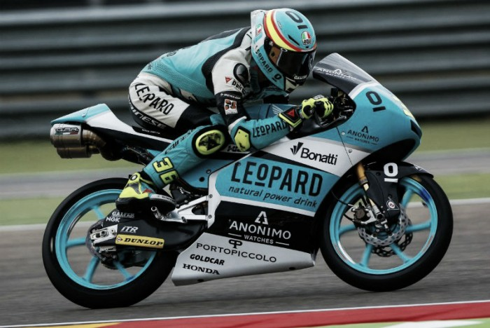GP d'Australia - Moto3: si rivede Mir, Fenati soffre
