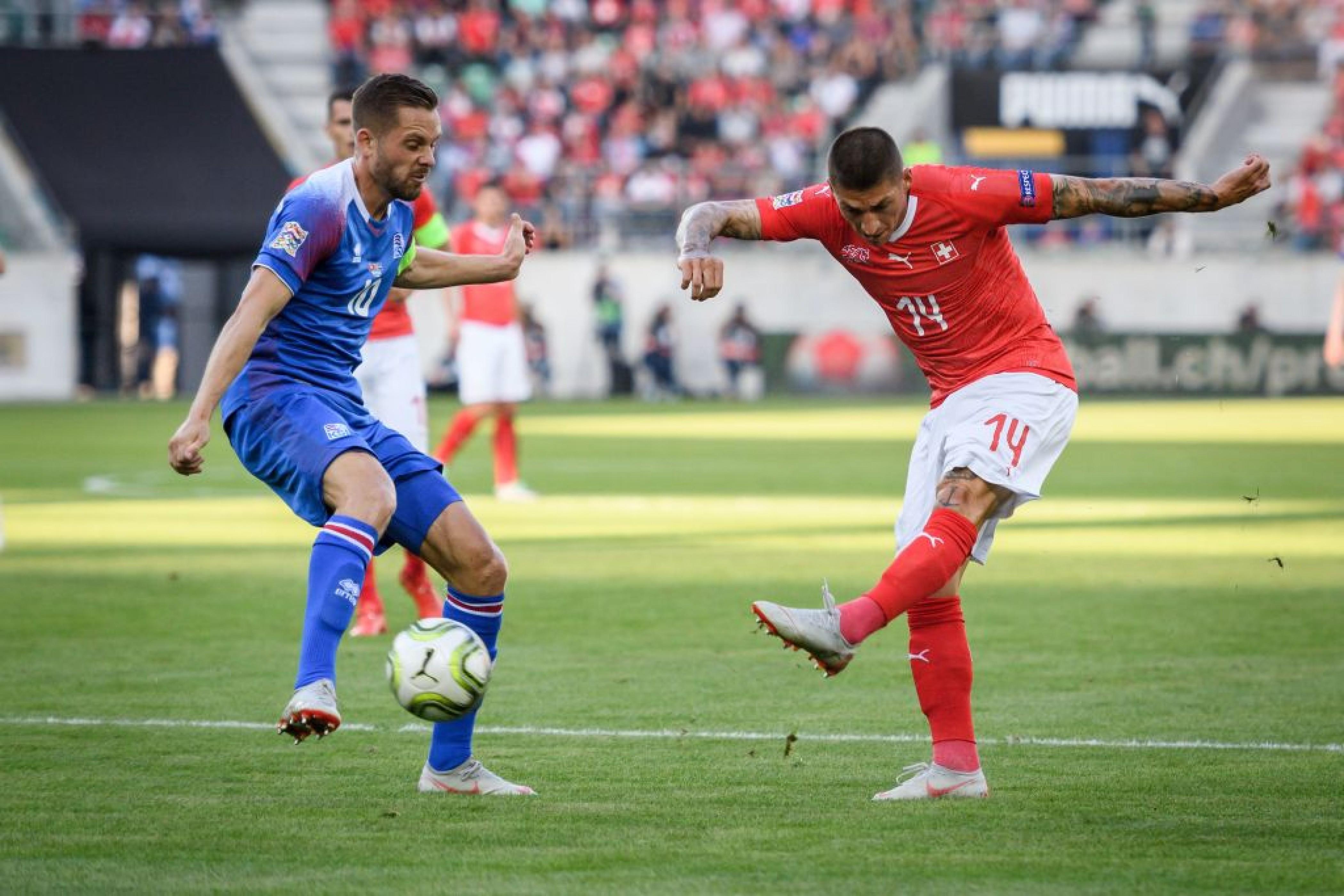 Game, set, match: la Svizzera esordisce in Nations League con un tennistico 6-0 all'Islanda