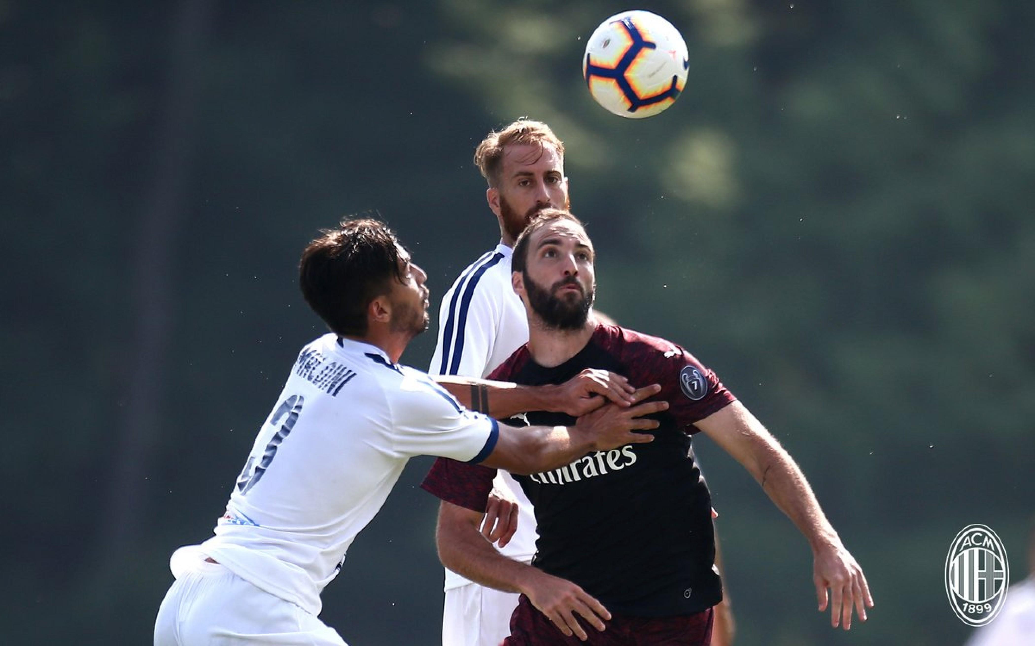 Milan, ieri vittoria in amichevole: bene Bakayoko e Castillejo