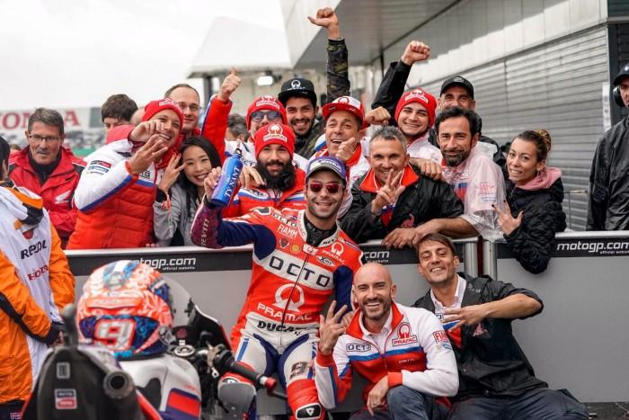 MotoGP, Ciabatti scarica Petrucci: