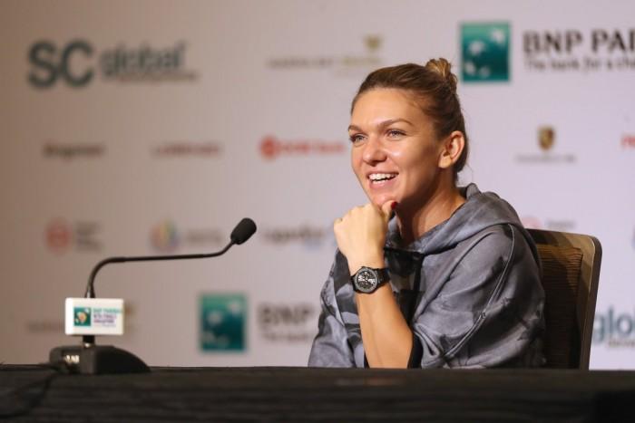 WTA Finals - Il programma della seconda giornata
