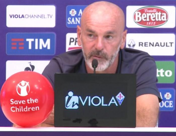 """Fiorentina, Pioli in conferenza: """"Mi aspetto un'ottima prestazione, quella dipende da noi"""""""