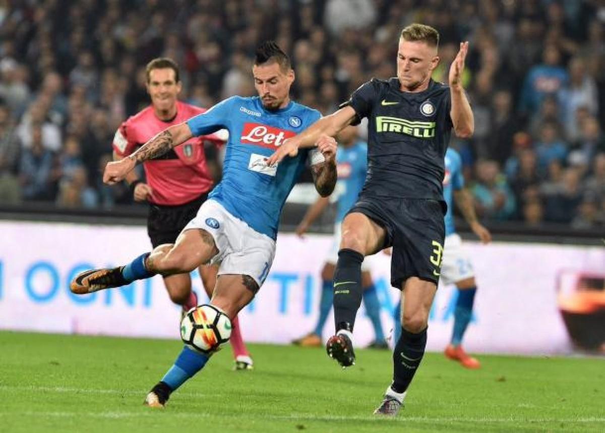 Inter-Napoli, 'la partita' del 28^ turno: le formazioni ufficiali