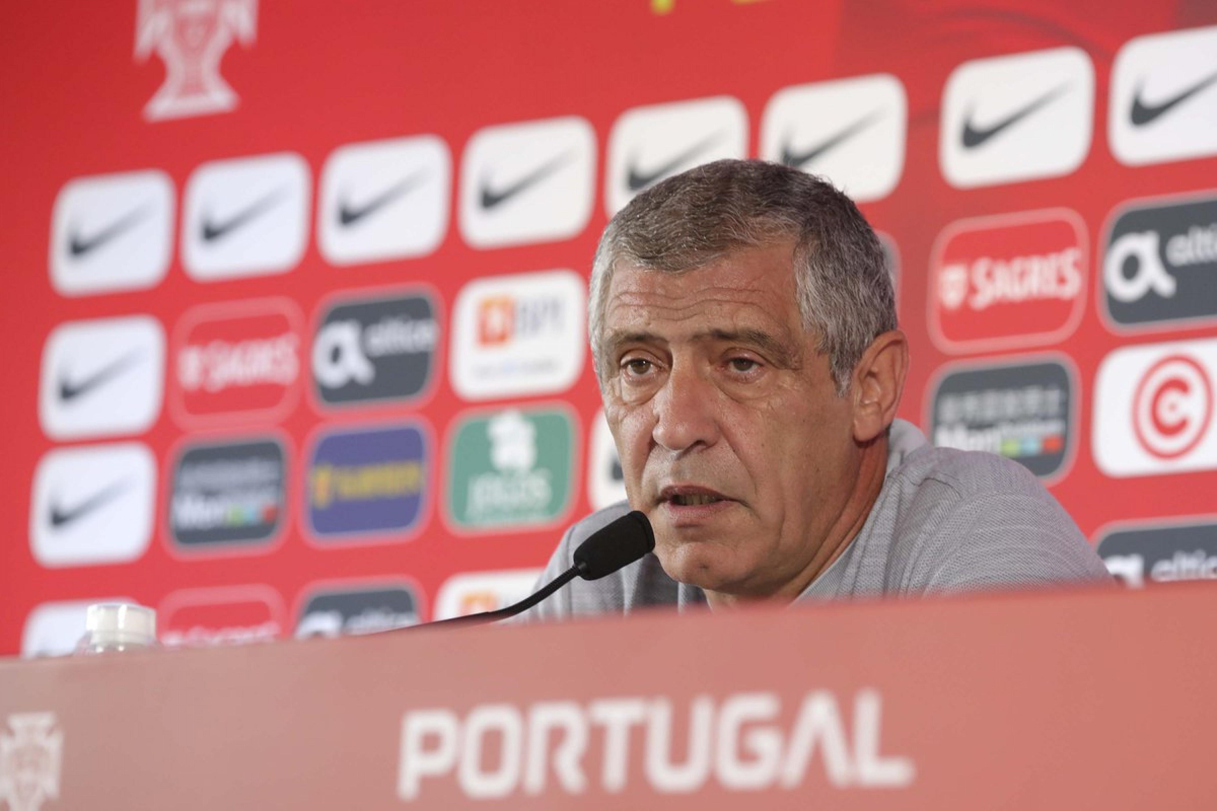 Nations League, Portogallo - Italia: la conferenza stampa di Fernando Santos