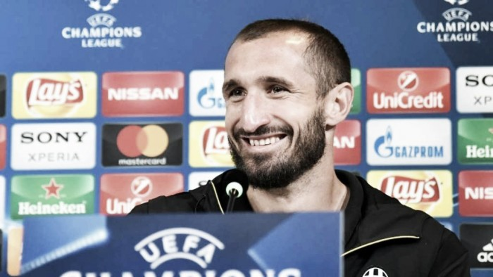 """Champions League, Juventus - Chiellini: """"Siamo in linea con gli ultimi anni, ci vuole calma"""""""