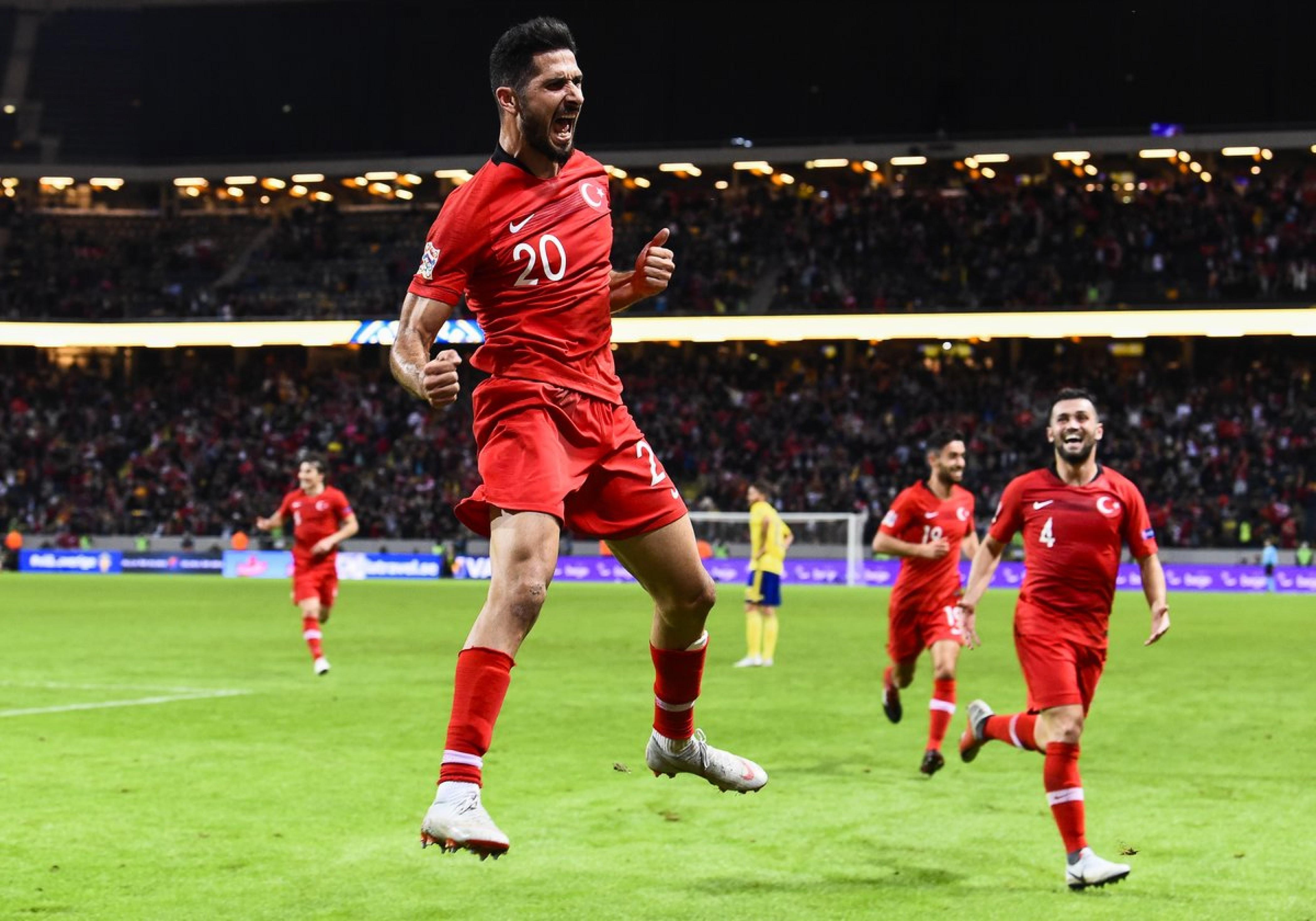 UEFA Nations League - Vincono Turchia e Kosovo, pareggia la Serbia