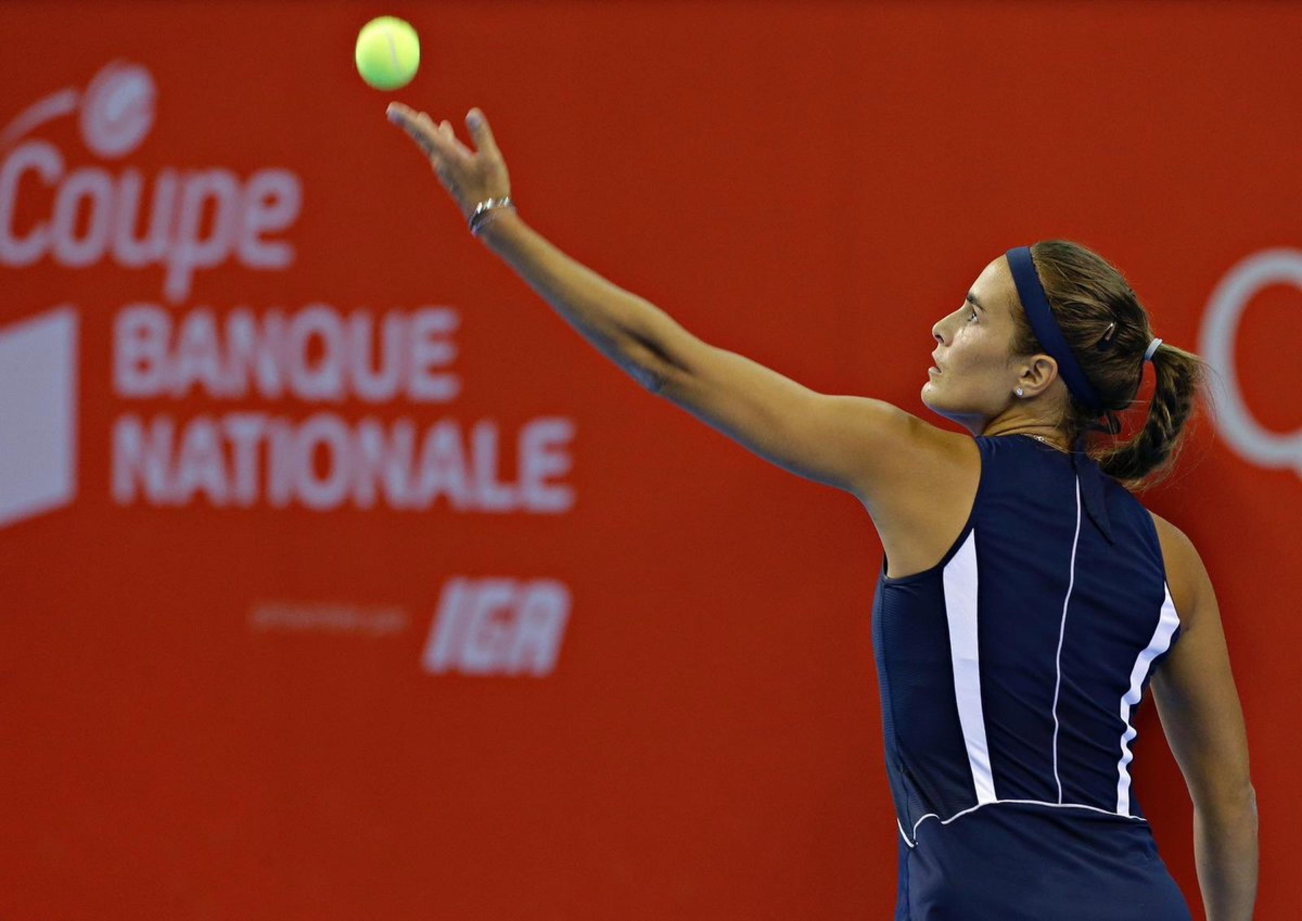 WTA Quebec: bene la Puig, avanza la Watson