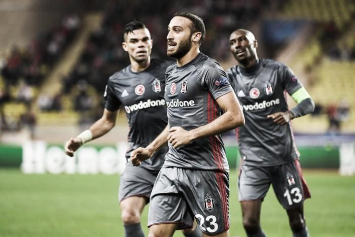Champions League: colpaccio Besiktas, Monaco battuto da due goal di Tosun (1-2)