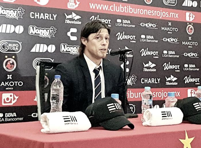 """Matías Almeyda: """"Gracias a nuestro esfuerzo fuimos justos vencedores"""""""
