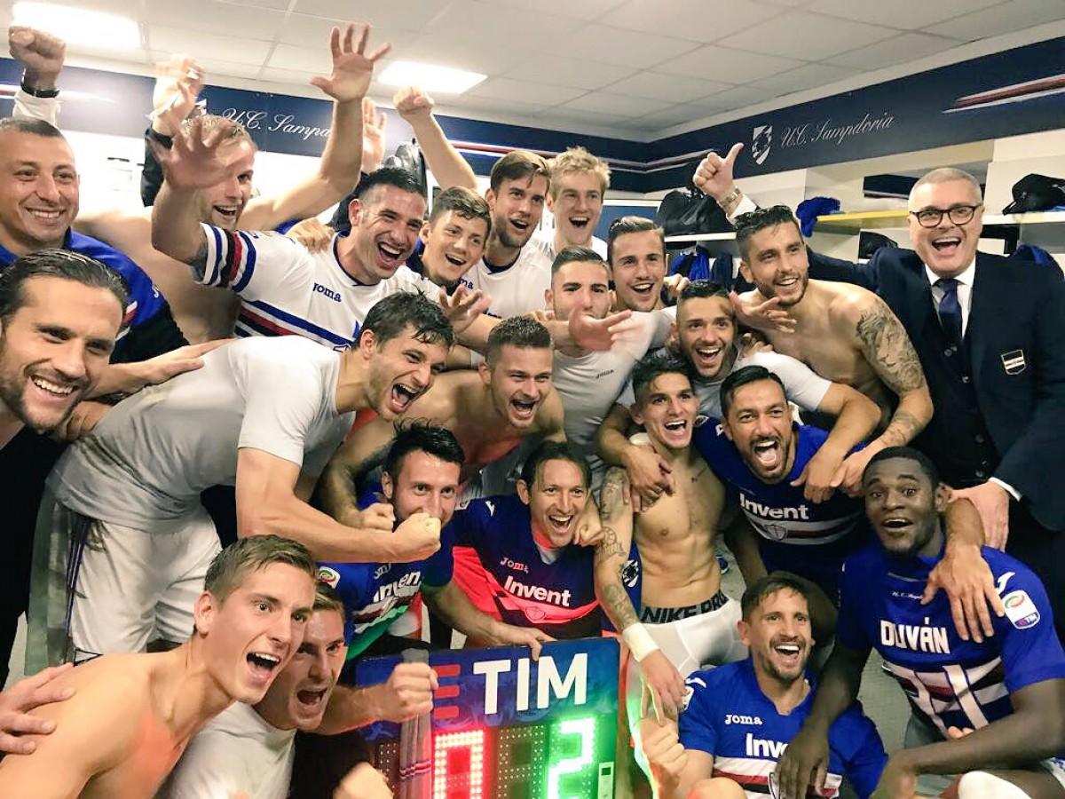 """Sampdoria - Praet: """"Juve? Adesso no. Contro di loro sarà una sfida bellissima"""""""