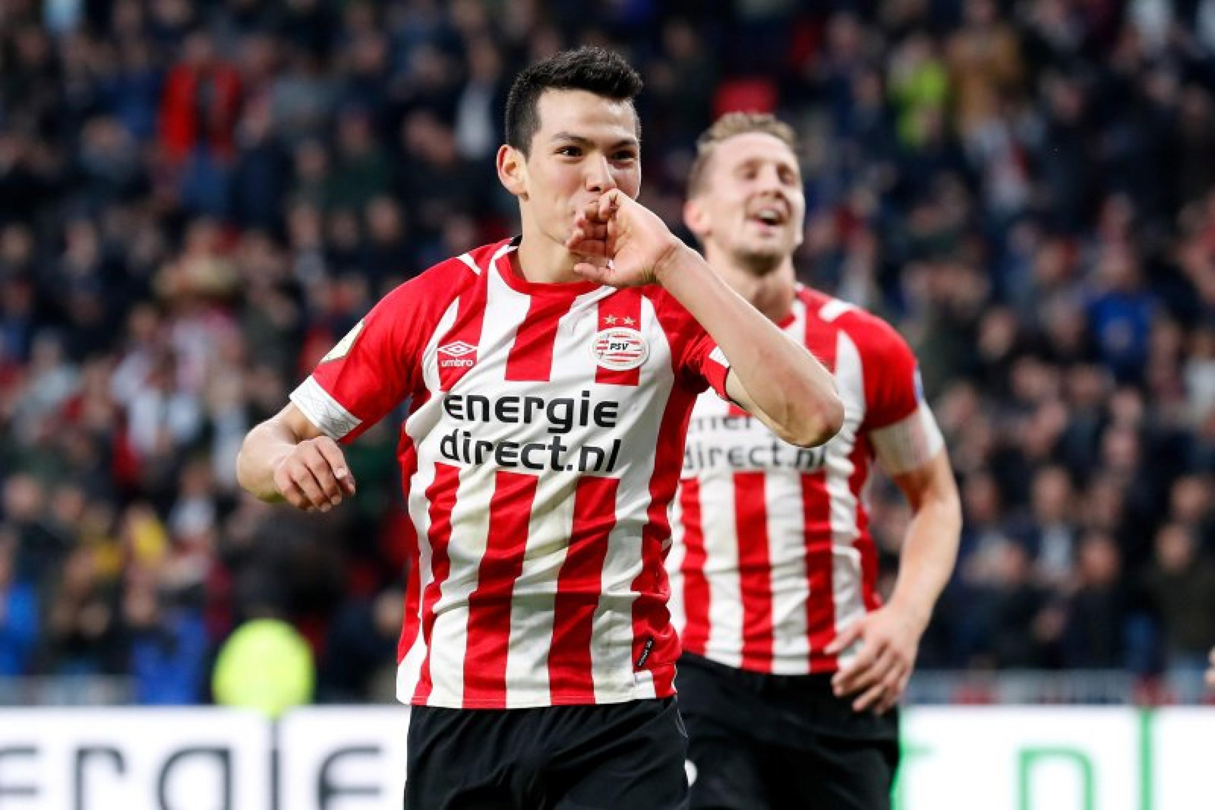 Eredivisie: il PSV ammazza il campionato, vincono tutte le big e respira il PEC Zwolle