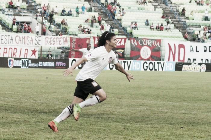 Eduard Bello consiguió, en el descuento, el triunfo del Carabobo FC en la capital