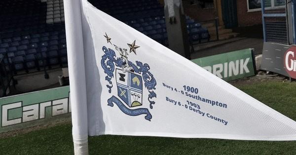 Em meio à crise, Bury é expulso pela EFL