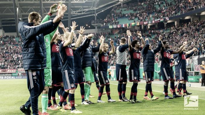 DFB Pokal - Il Bayern batte il Lipsia ai rigori. Vittorie per Colonia e Wolfsburg. Saluta l'Hoffenheim