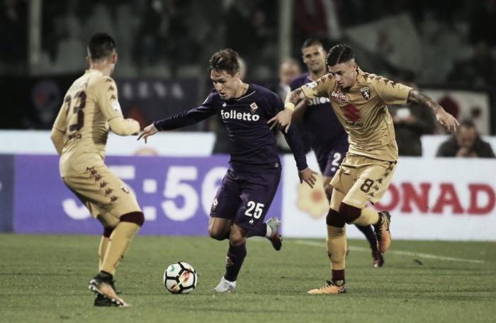 Infortunio muscolare per Cyril Théréau, salta Crotone-Fiorentina