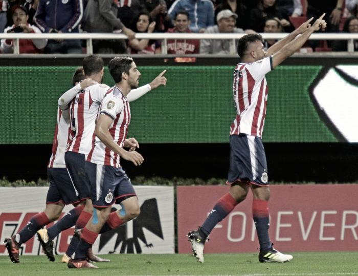 Chivas se lleva el clásico en la Copa MX