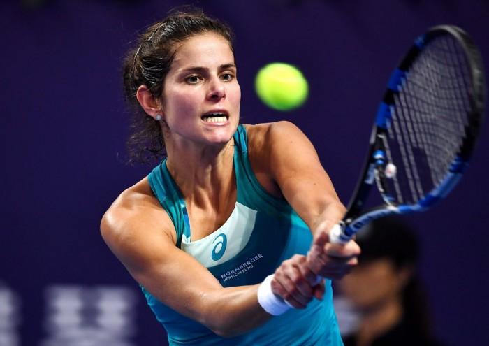 WTA Elite Trophy Zhuhai - Cade la Kerber, Goerges e Vandeweghe aprono bene