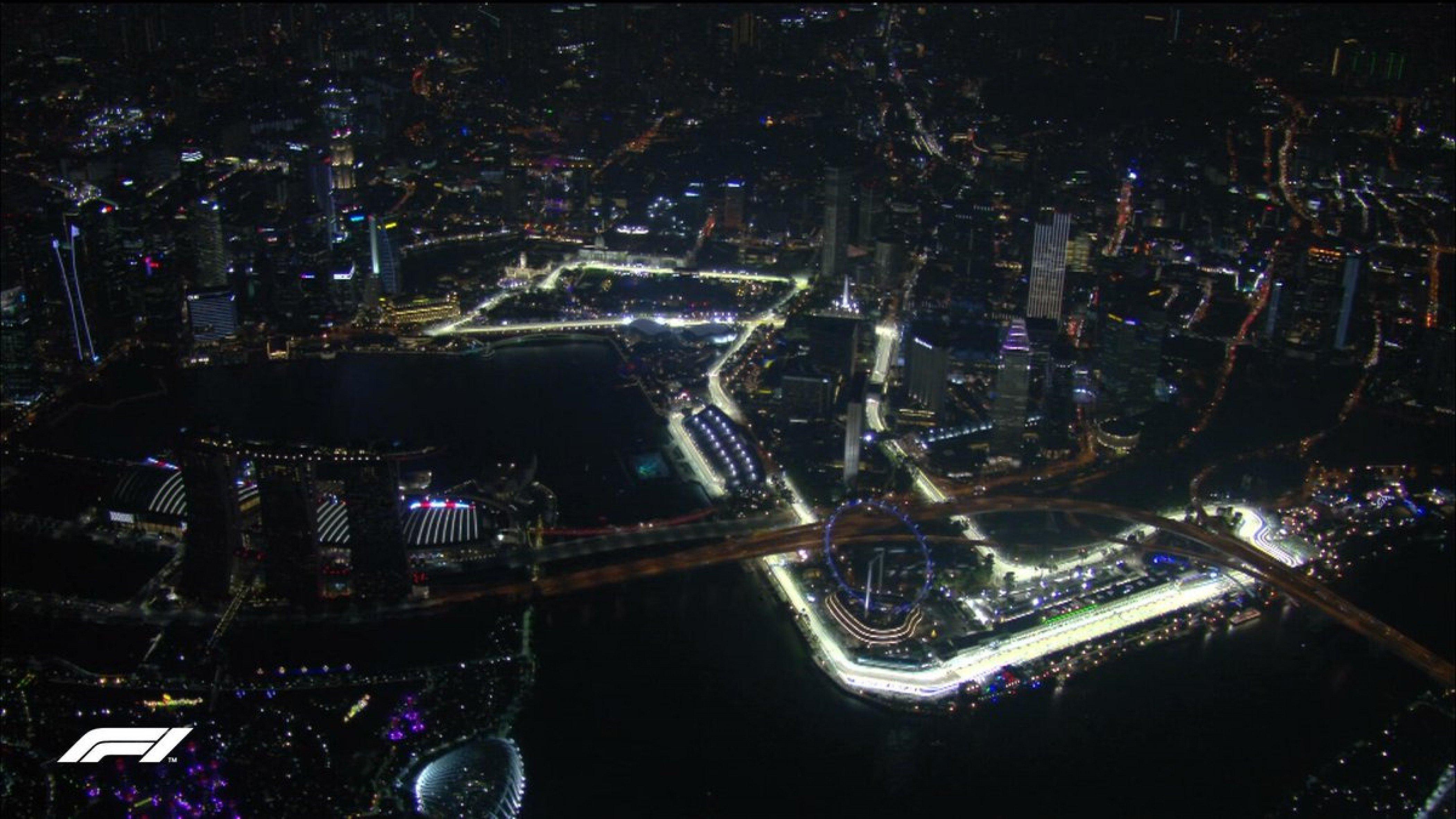 Formula 1 - Gran Premio di Singapore: Raikkonen in testa nelle libere 2