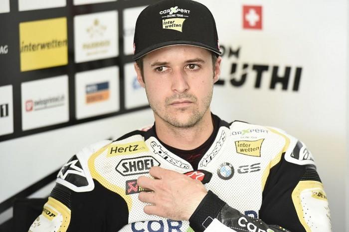 Moto2 Stagione finita e debutto MotoGP rimandato per Thomas Luthi