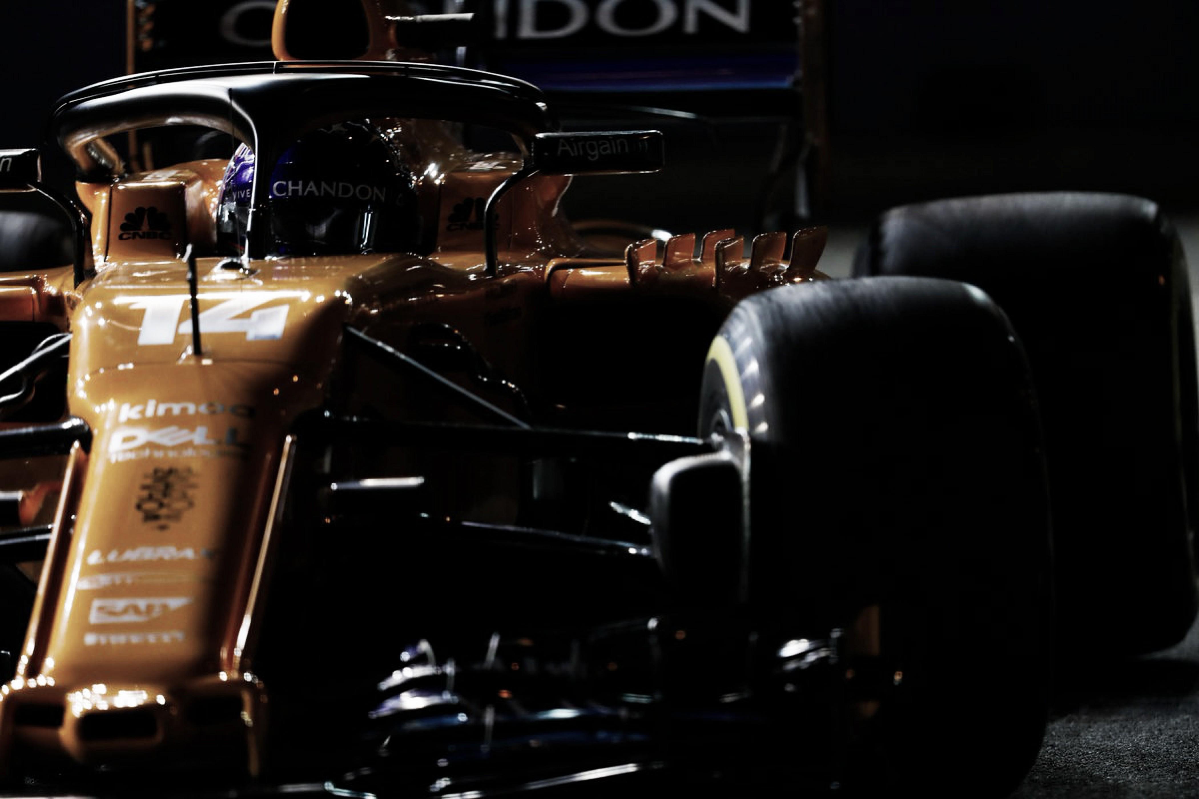"""Fernando Alonso: """"Ha sido un viernes positivo"""""""