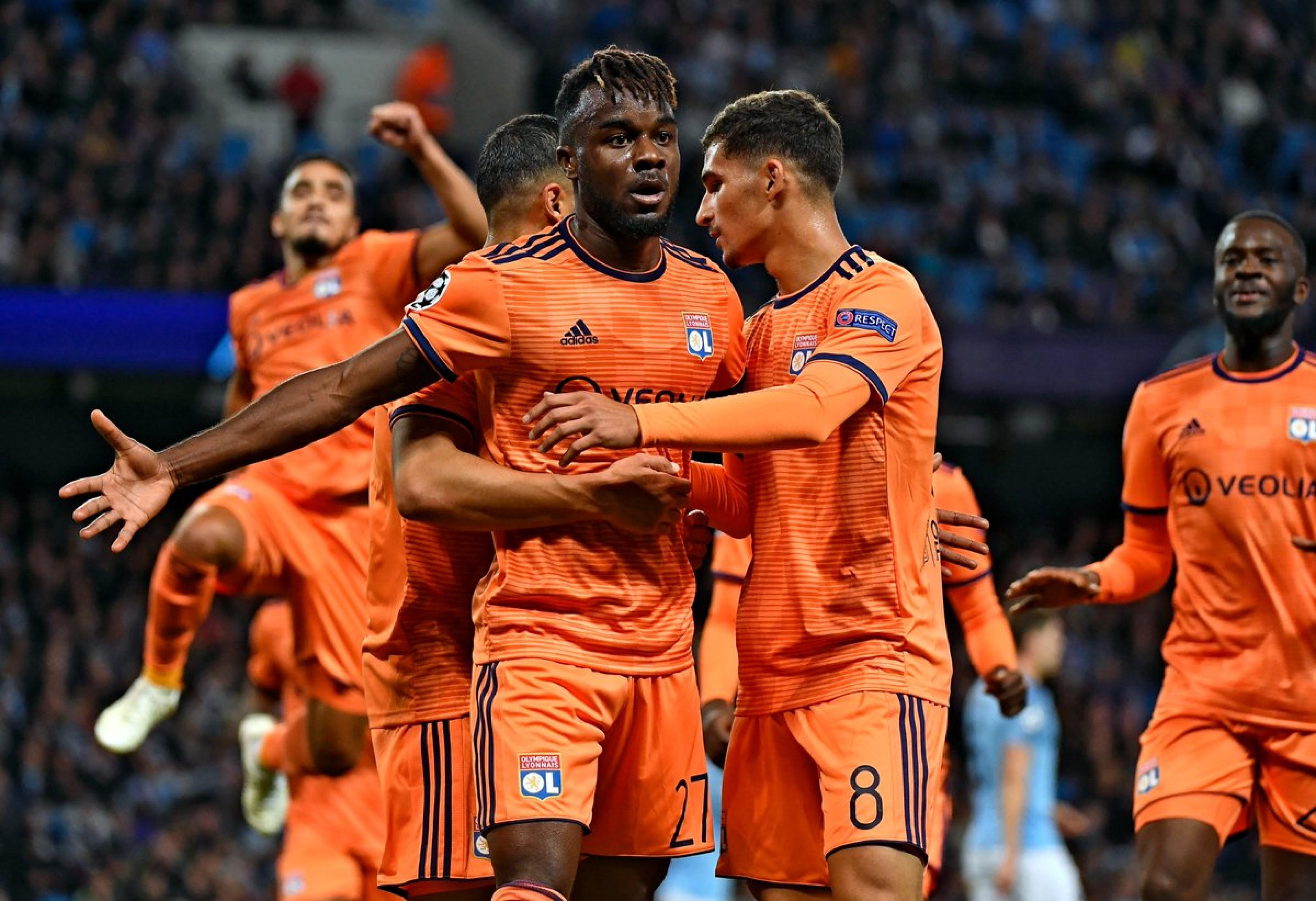Champions League - Clamoroso all'Etihad Stadium, il Lione sbanca Manchester, City battuto 2-1