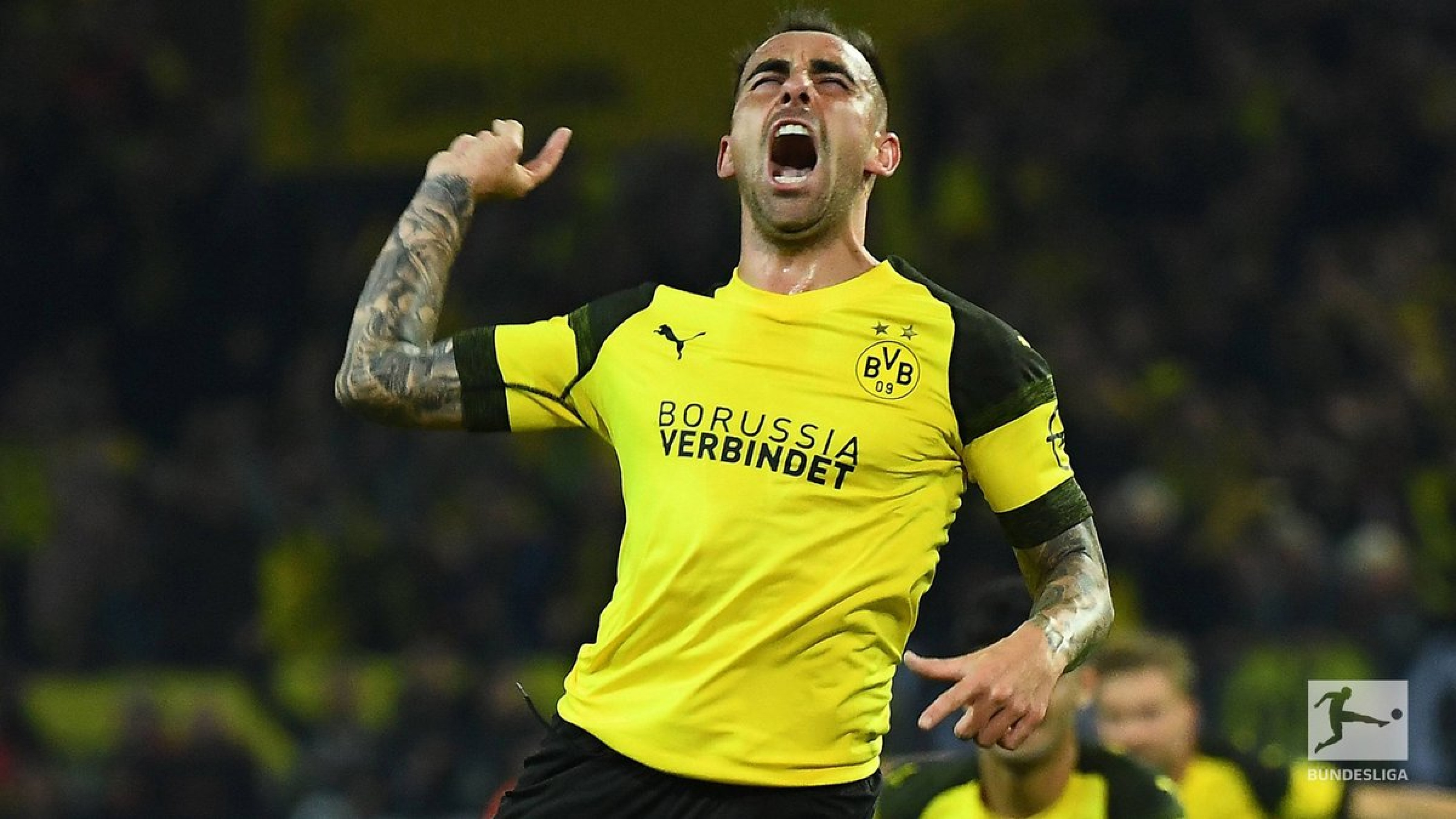 Borussia Dortmund 3-1 Eintracht Frankfurt: Late surge sees off die Adler