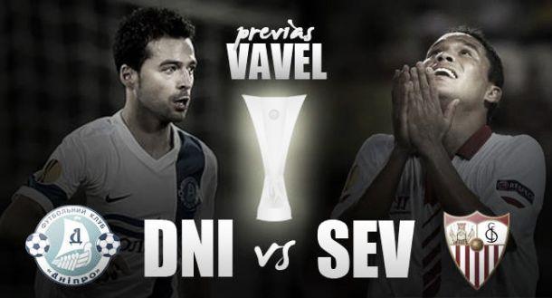 Europa League, Dnipro-Siviglia, le scelte degli allenatori